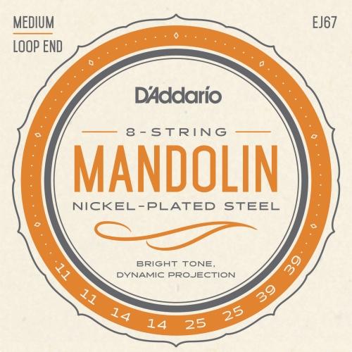 daddario EJ67 žice za mandolinu