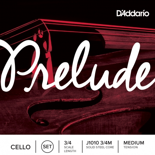 daddario J1010 3/4 žice za cello