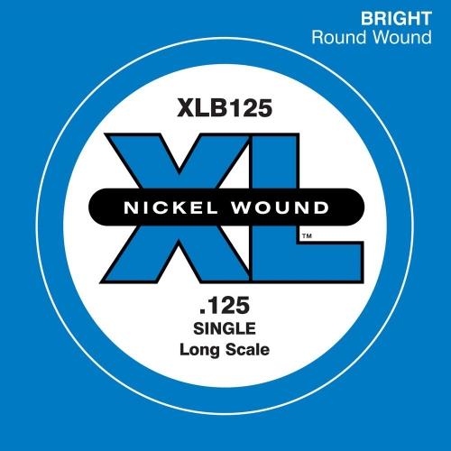 daddario XLB125 žica pojedin za bas