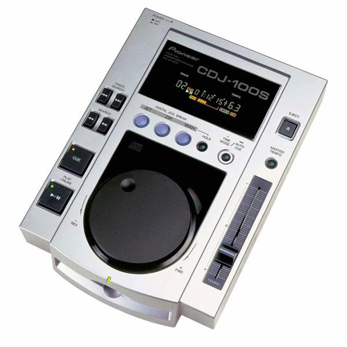 Pioneer CDJ-100S profesionalni DJ CD player