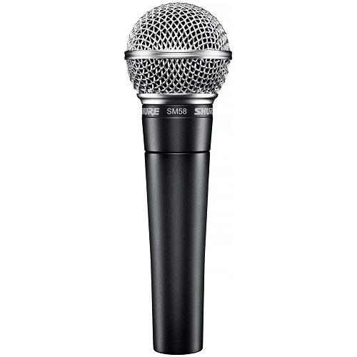 SHURE Mikrofon SM58-LCE