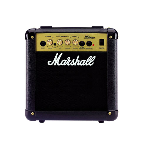 Marshall MG10CD pojačalo za gitaru 10w