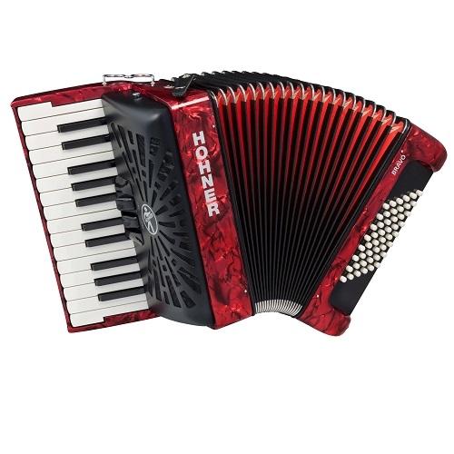 HOHNER Bravo II 48 harmonika 48 basova
