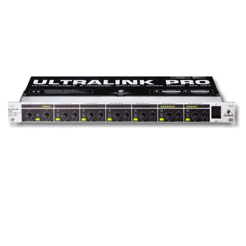 BEHRINGER Ultralink Pro MX882 mikser spliter