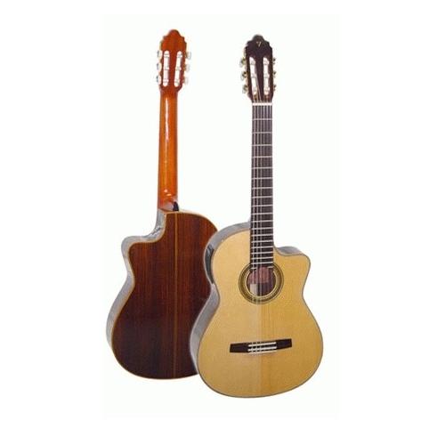 Valencia CG50CE NAT ozvučena (Shadow P7) klasična gitara
