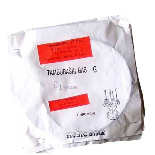 Yotke Žice za Tamburaški Bas A/G štim