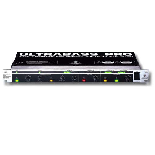 BEHRINGER Ultrabas Pro EX1200
