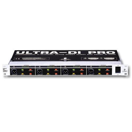 BEHRINGER Di box Ultra DI Pro DI4000