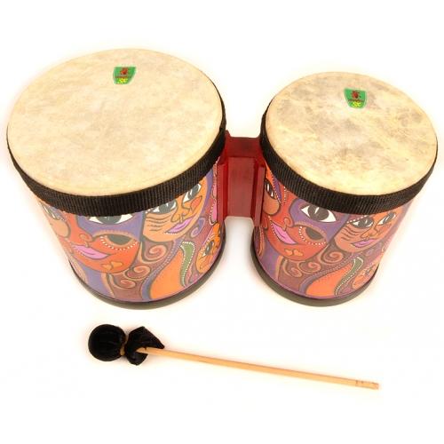 SX udaraljke TBG1512 bongo PVC 12\