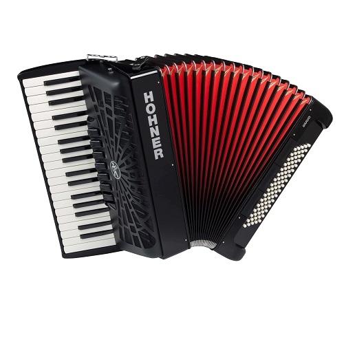 HOHNER Bravo III 80 harmonika 80 basova