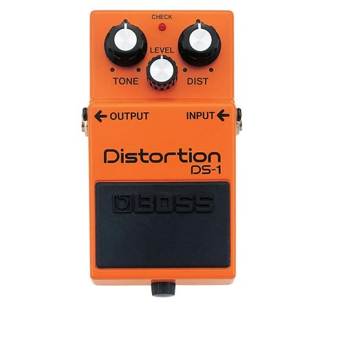 BOSS DS-1 distortion pedala