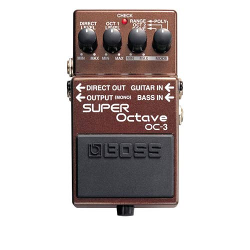 BOSS OC-3 super octaver
