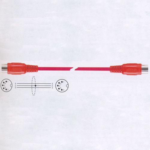 Q-LOK S164-3 midi kabel 3m