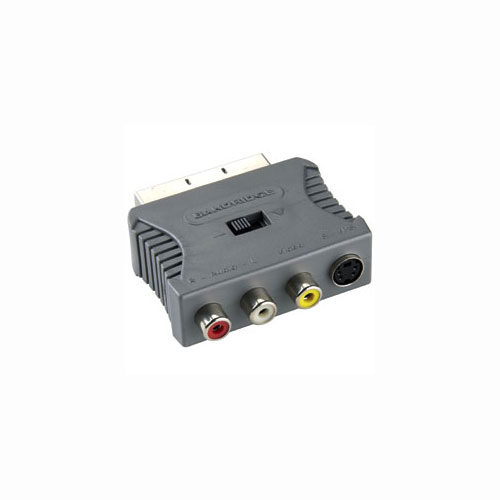 Bandridge   Adapter VAP-7655 scart adapter