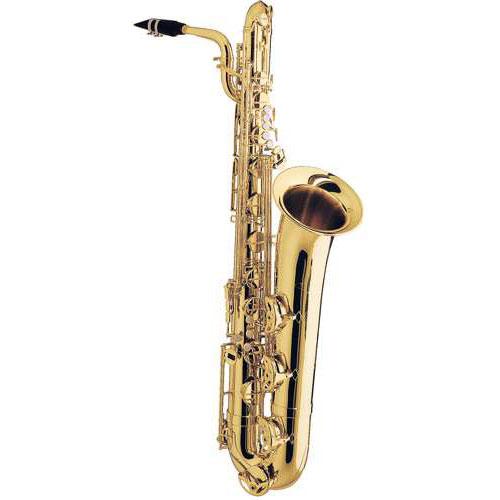 Amati ABS 63-O bariton saxophon