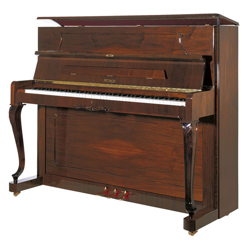 PETROF P118C1 pianino 0801 crni polirani