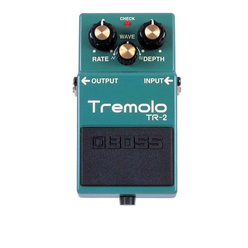BOSS TR-2 tremolo pedala