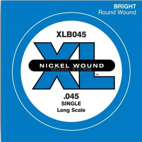 daddario XLB045 žica pojedin za bas