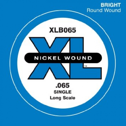 daddario XLB065 žica pojedin za bas