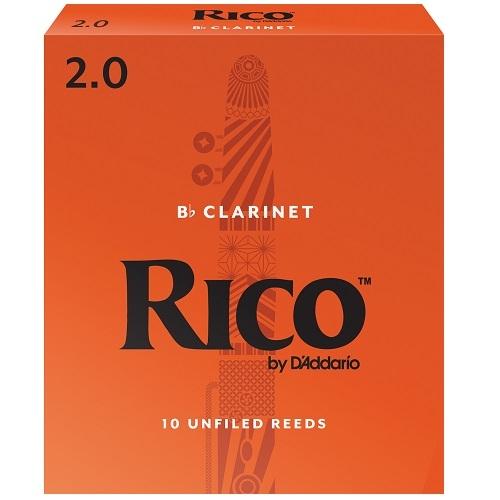 RICO RCA1020 RICO trska za Bb clarinet 2