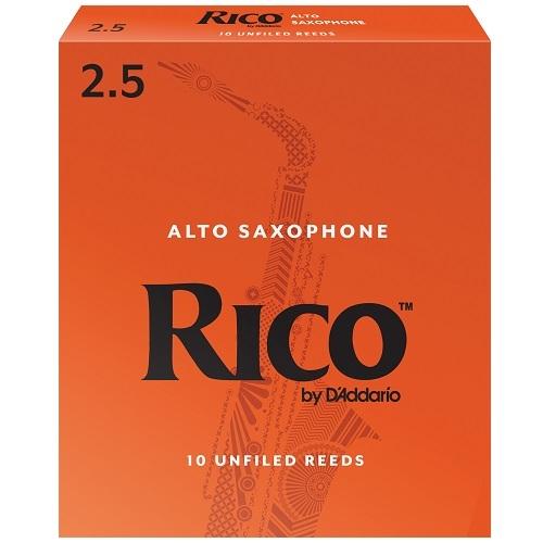 RICO RJA1025 RICO trska za ALT SAX 2,5