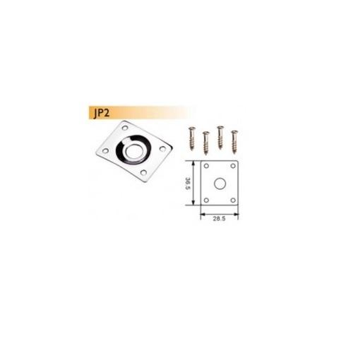 DR Parts JP2/CR oval metal jack plate