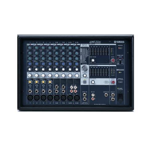 Yamaha EMX312SC 2x300w aktivna mikseta
