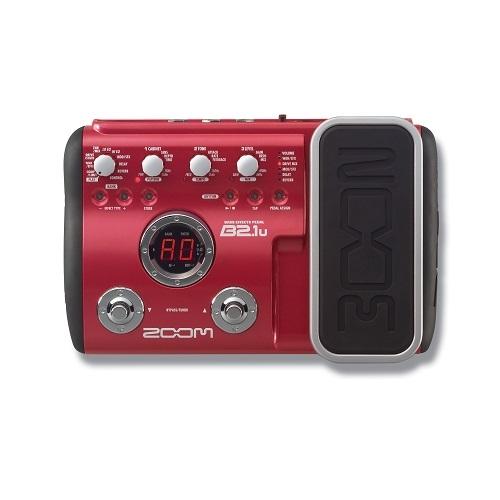 ZOOM B2.1U bas efekat sa volum pedalom