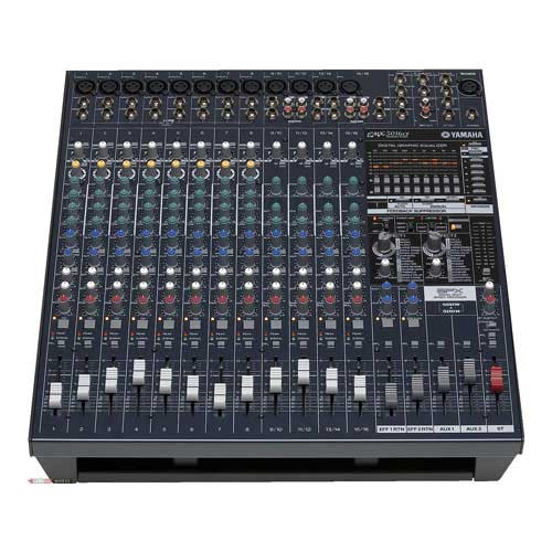 Yamaha EMX5016CF 2x500w aktivna mikseta