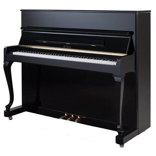 PETROF P118D1 pianino 0801 crni polirani