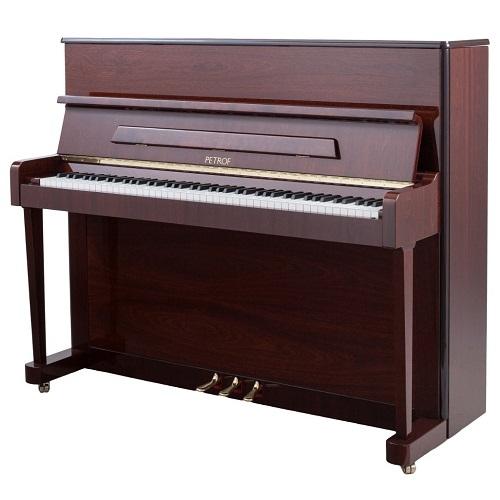 PETROF P118P1 pianino 3281 mahagonij polirani