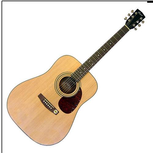 CORT Ak gitara EARTH 70 NAT
