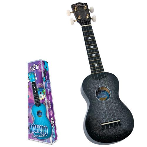 MAHALO U2K/CBK ukulele/hawaii gitara set