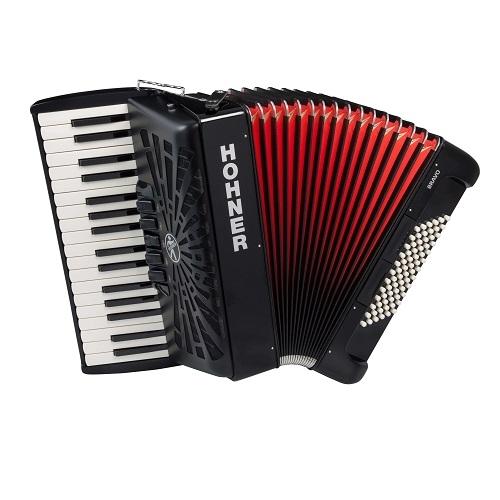 HOHNER BRAVO III 72 harmonika