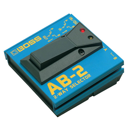 BOSS AB-2 A/B switch