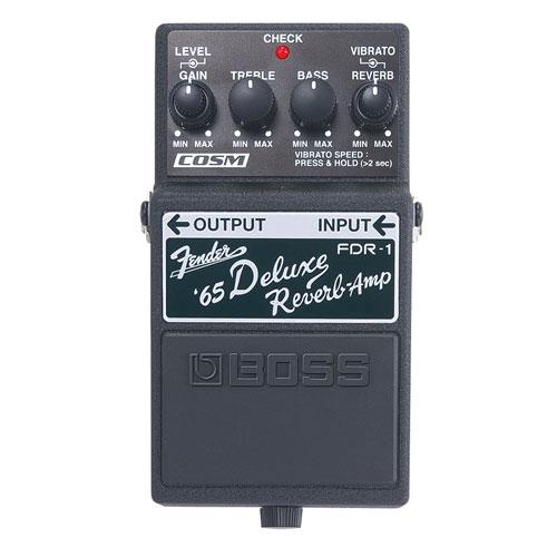 BOSS FDR-1 Fender Deluxe Reverb pedala