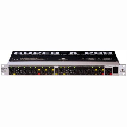 BEHRINGER Super-X Pro CX3400 skretnica