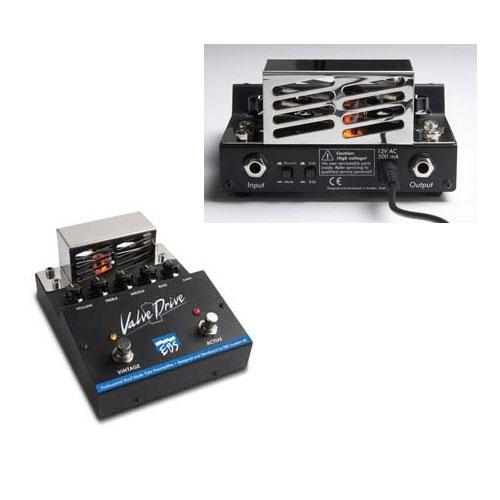 EBS EBS-VDR ValveDrive tube preamp pedala