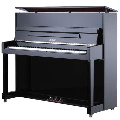 PETROF P118M1 (0801) pianino crni visoki sjaj