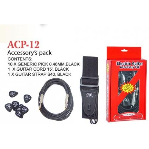 SX ACP12 acc pack za gitaru