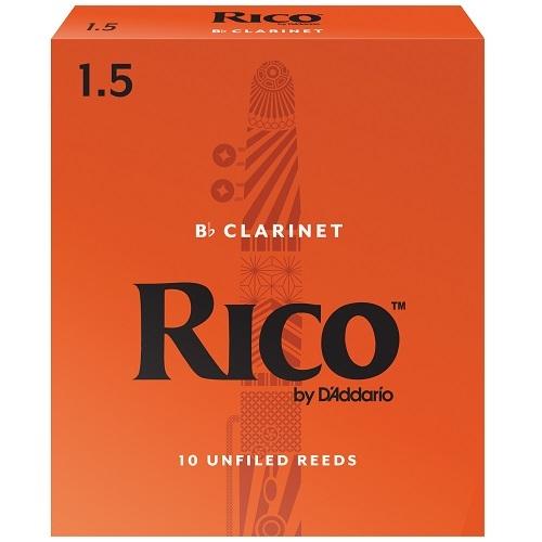 RICO RCA1015 RICO trska za Bb klarinet 1,5