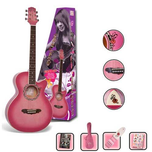 Gypsy Rose GRA1K/CPP akustična gitara