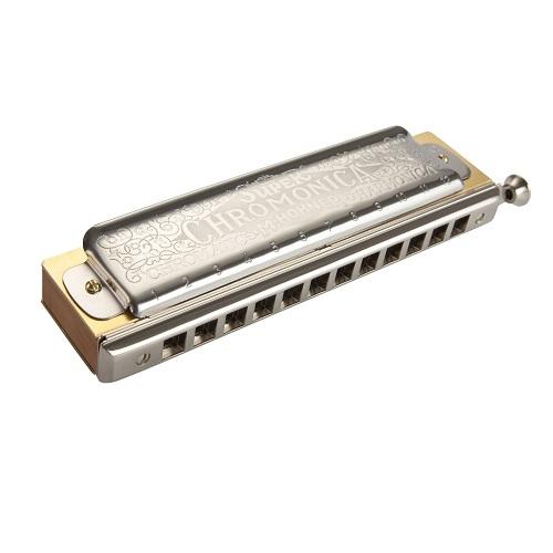 HOHNER CHROMONICA 48C usna harmonika
