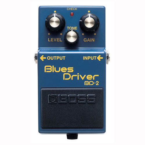 BOSS BD-2 blues driver pedala