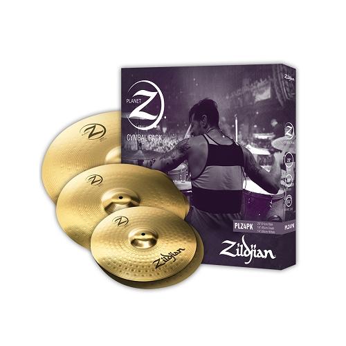 Zildjian Planet-Z PZ4PK Z4 (14-16-20) činele pak
