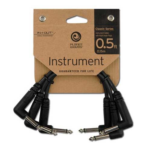 Planet Waves Kabel PW-CGTP-305 patch 3PACK