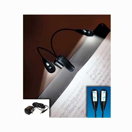 MIGHTY BRIGHT Lampa BRIGHT DUET 2 za notni stalak