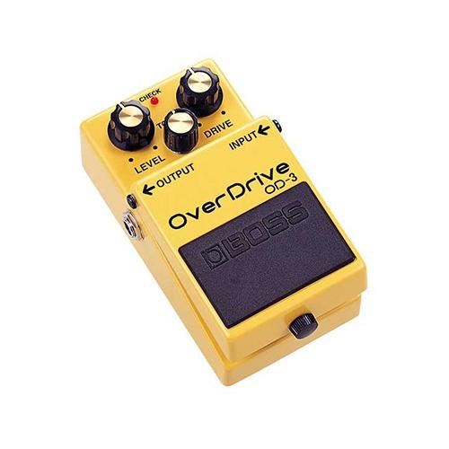 BOSS OD-3 overdrive distortion pedala