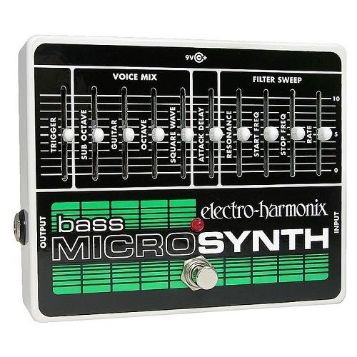 Electro Harmonix Pedala BASS MICROSYNT