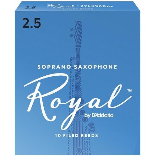 RICO RIB1025 Rico Royal trska za spran sax 2,5